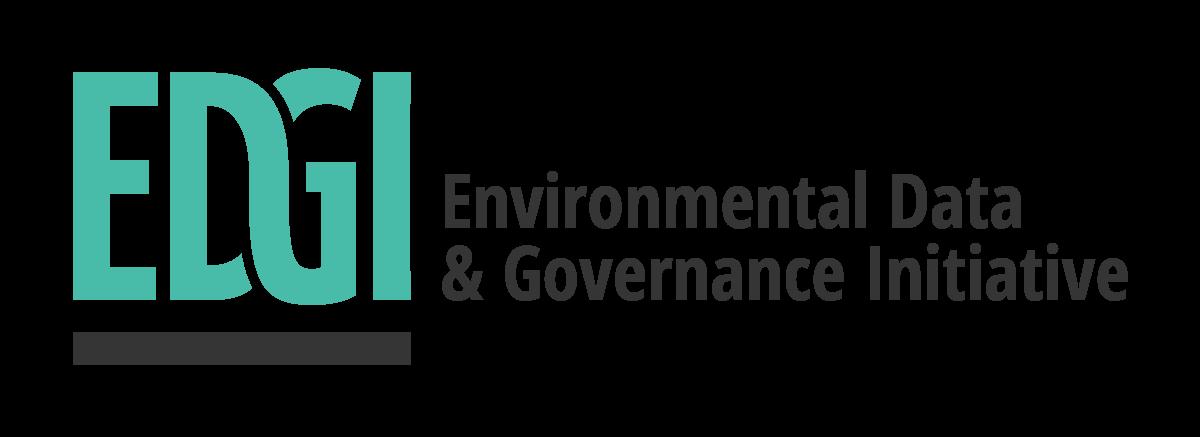 Environmental Data & Governance Initiative